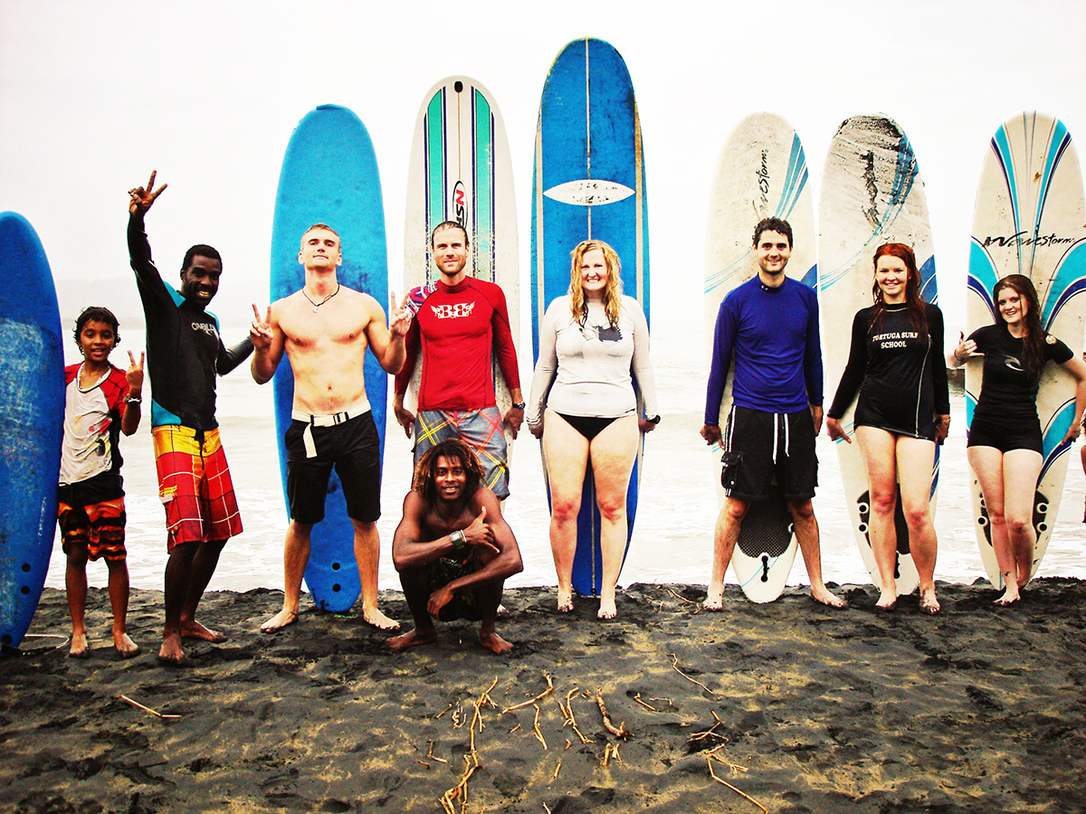 The Explorer's Edit | Surfing Costa Rica's Black Sand Beaches