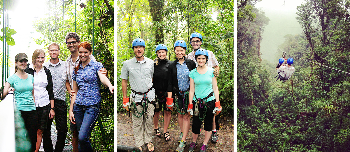 The Explorer's Edit | Monteverde Cloud Forest Ziplining, Costa Rica