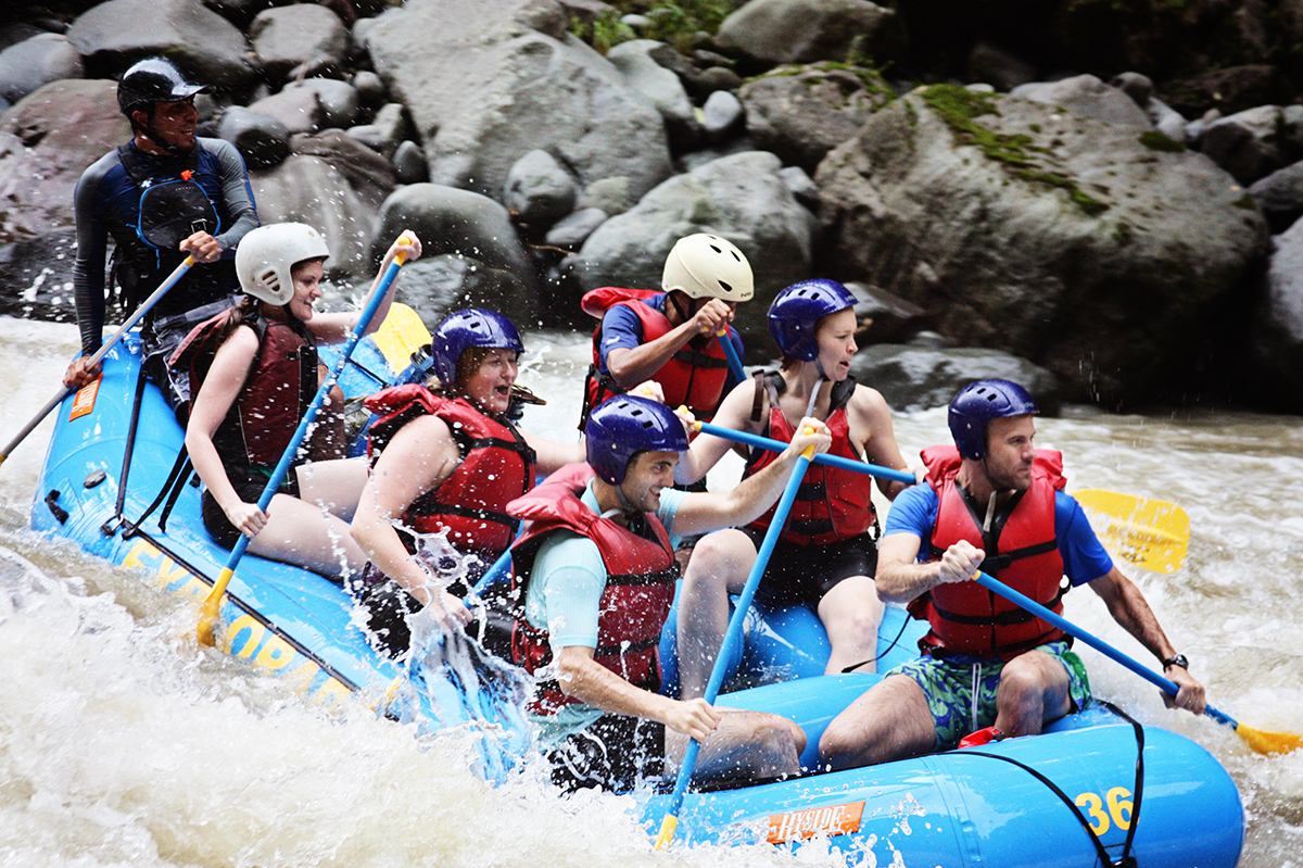 The Explorer's Edit | White Water Rafting on the Pacuare River, Costa Rica