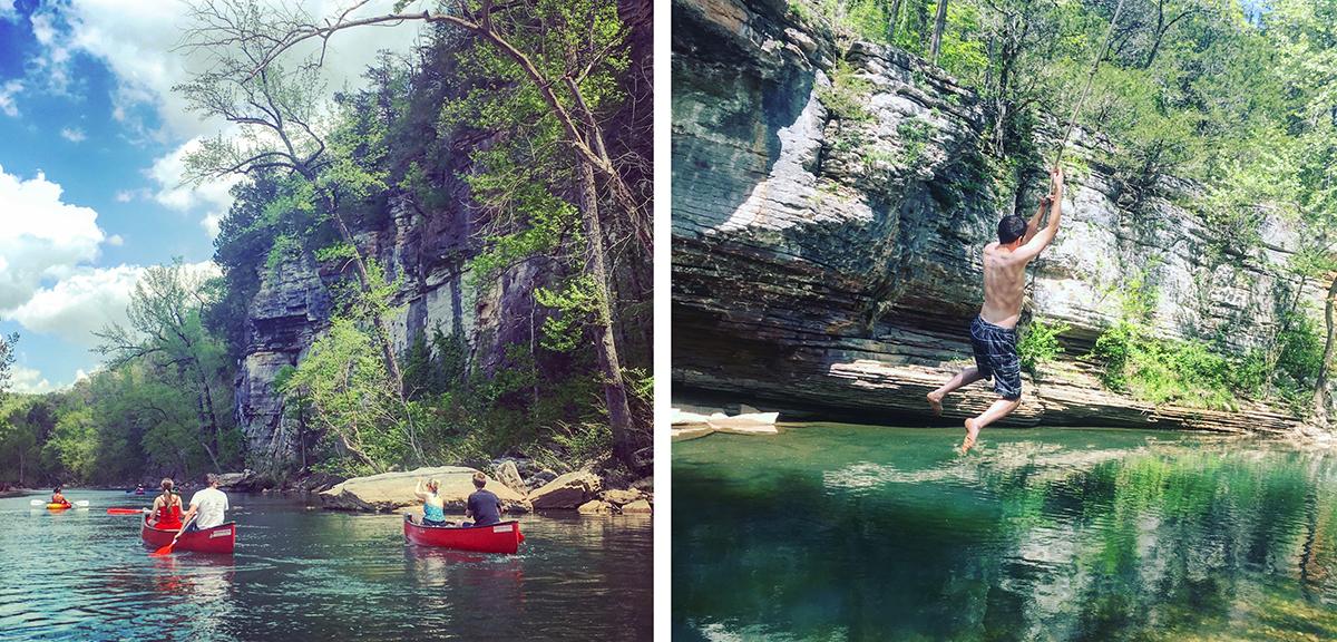 The Explorer's Edit | Canoing the Buffalo National River, Arkansas