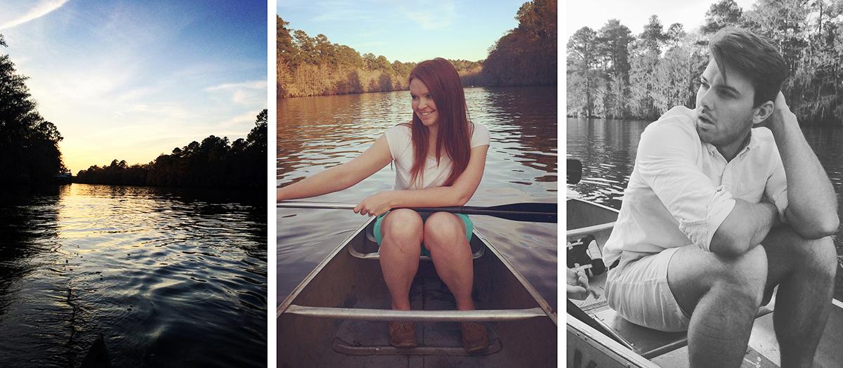 The Explorer's Edit | Canoeing on Caddo Lake, Texas