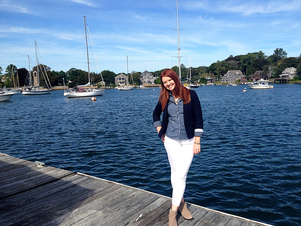 The Explorer's Edit | Woods Hole, MA Harbor