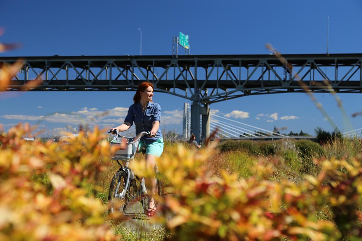 The Explorer's Edit - Portland Bike Share
