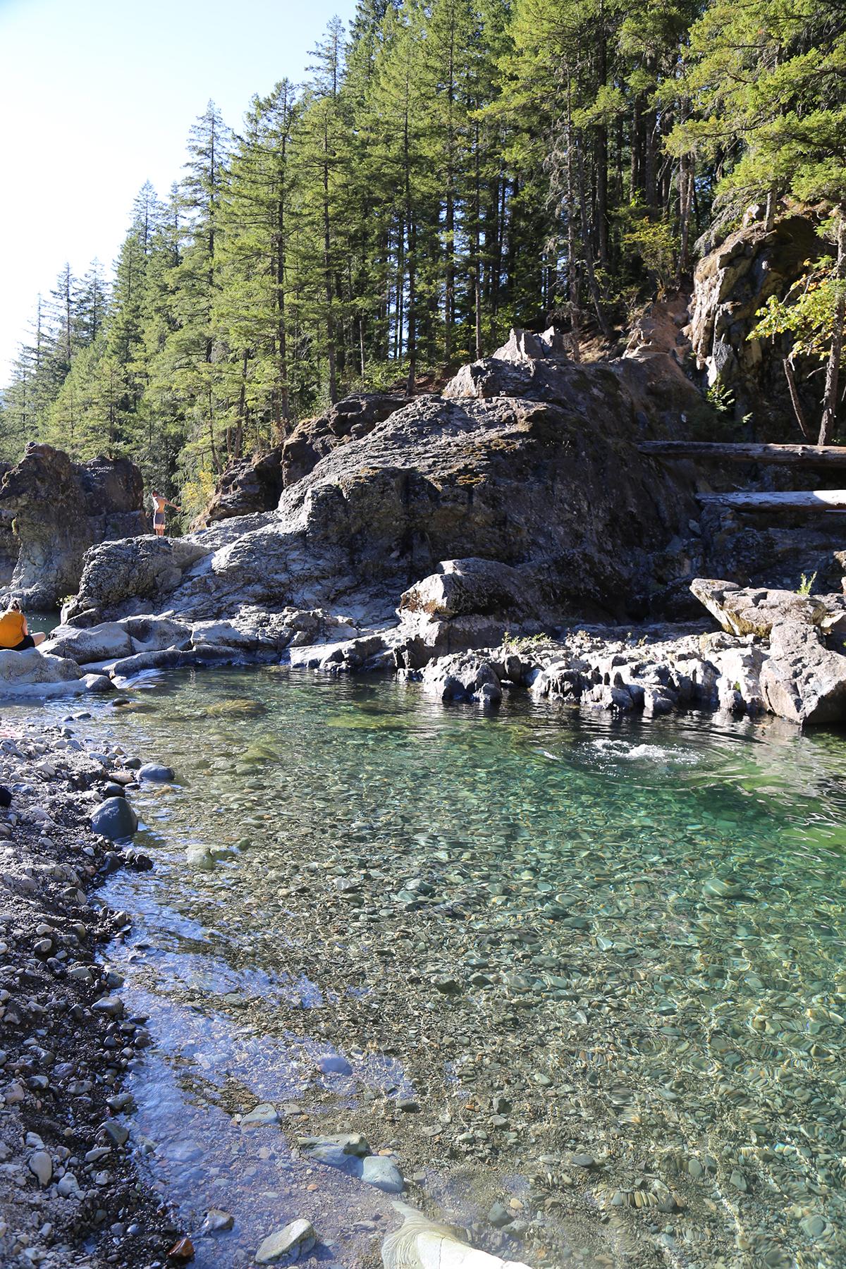 The Explorer's Edit - Three Pools Day Use Area, Oregon