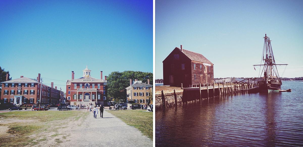 The Explorer's Edit - Salem Waterfront